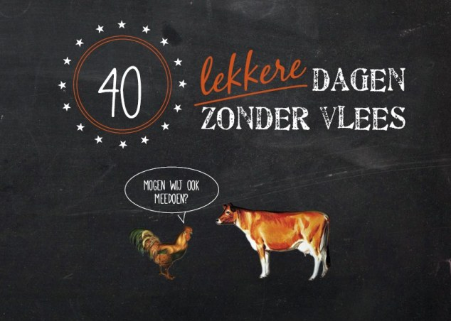 homepage block Dagen zonder Vlees